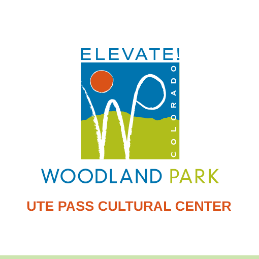Woodland Park Ute Ppass Cultural Center logo